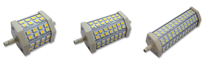 R7S Lamp Replace Traditional Halogen Lamp Directly